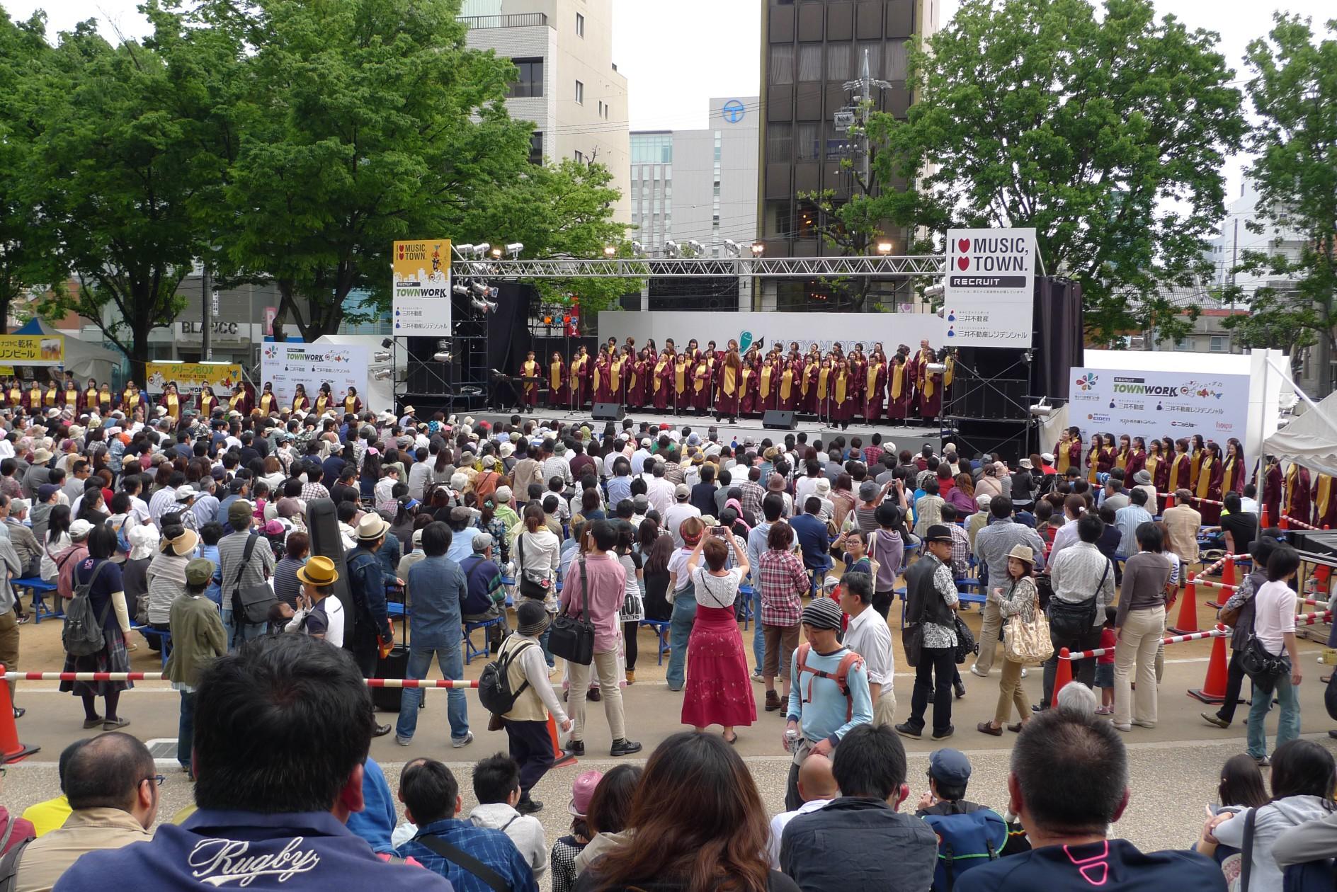 2014年栄ミナミ音楽祭②