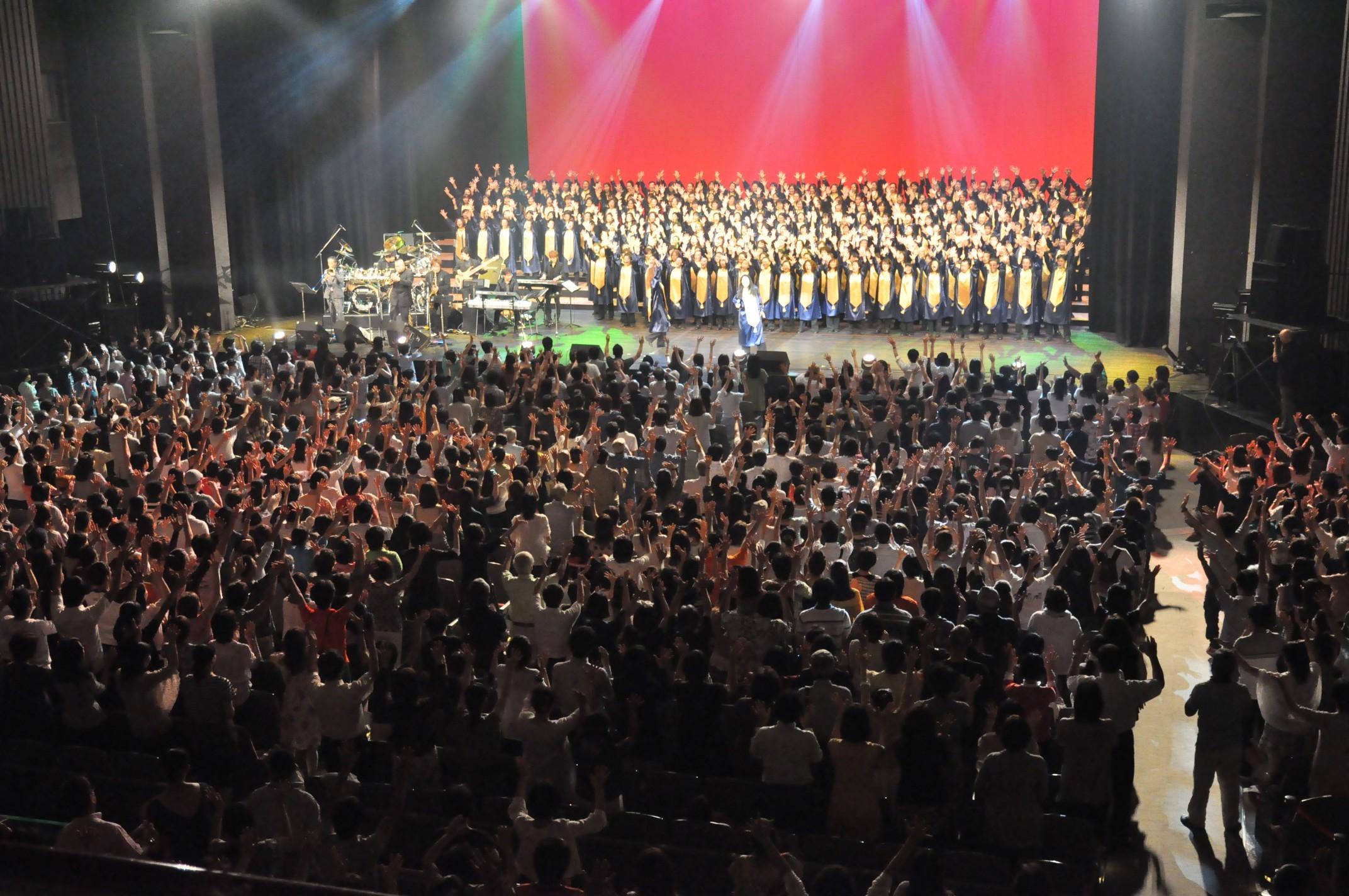 2011年神奈川県民ホール②