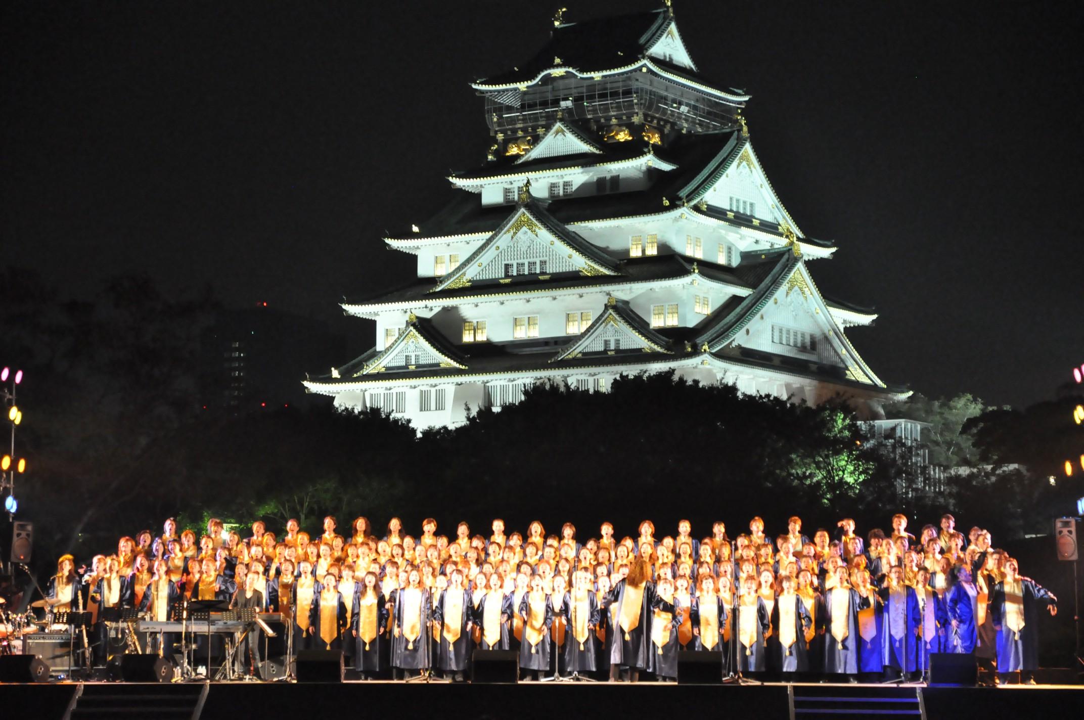 2012年大阪城コンサート①