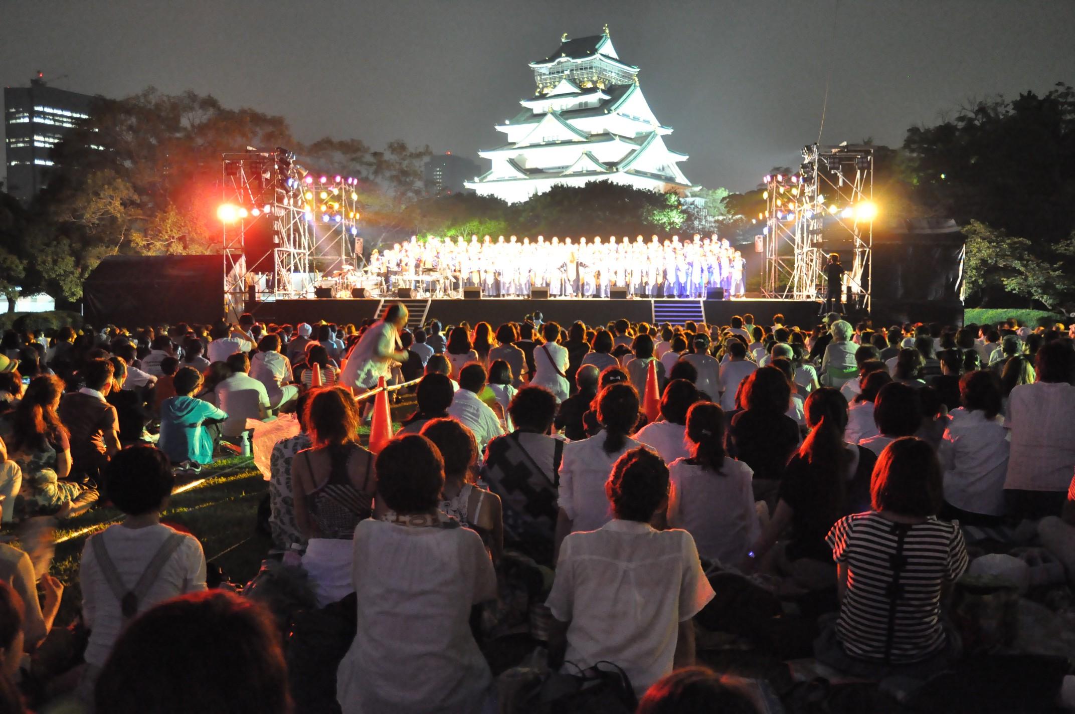 2012年大阪城コンサート②