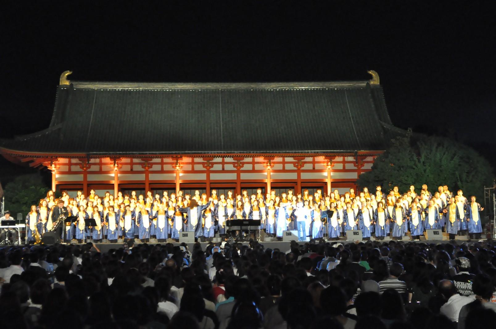 2009年平安神宮①
